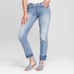 UNIVERSAL THREAD High Waisted Jeans Straight Fit